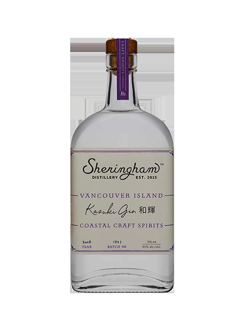 Sheringham Kazuki Gin