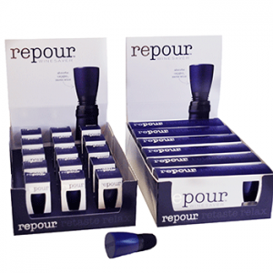 Repour Wine Saver Retail Display