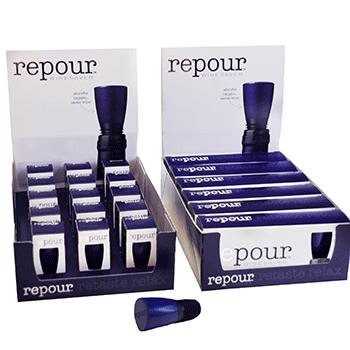 Repour Wine Saver Retail Display