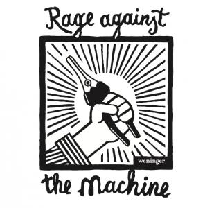 Rage Weninger Logo Massey Wines
